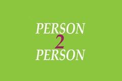Person 2 Person