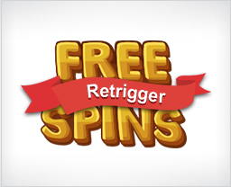 retrigger free spins