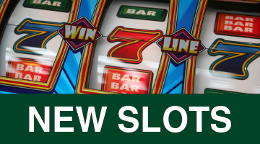 New Las Vegas Slot Machines