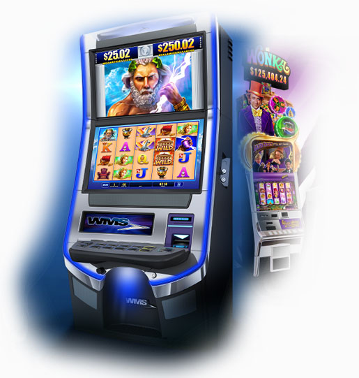 Real Vegas Style Slot Machines