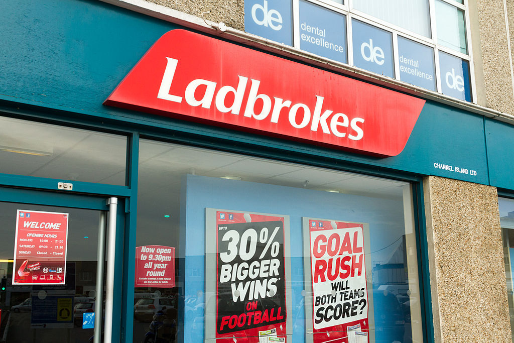 Green Light for GVC Ladbrokes Takeover