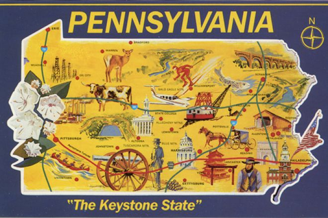 Pennsylvania the keystone state