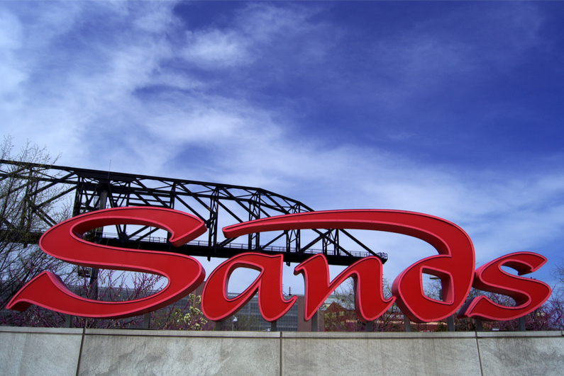 Sands sign