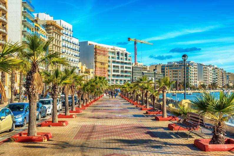 Sliema gaming hub Malta