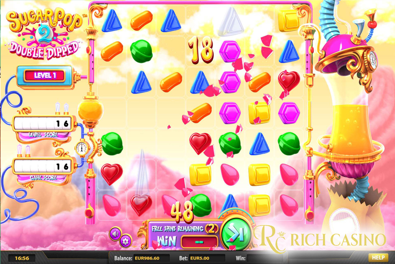 "RichCasino Launches Sugarpop II Amid ""Rush Reel a Rolex"" Promo"