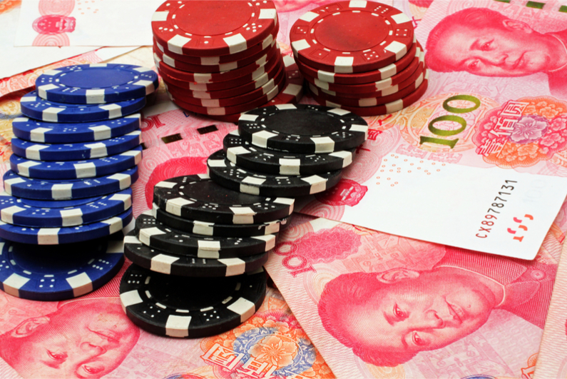 Esports Execs Among 39 Held in Chinese Poker Crackdown