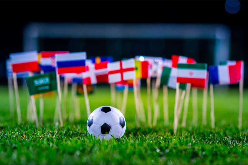 World Cup 2018 Breaking Betting Records