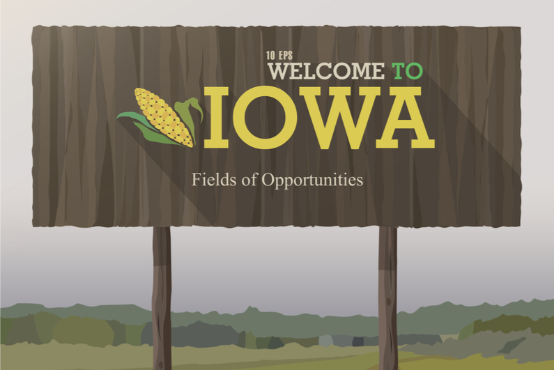 All Signs Point towards Sports Betting Legalization in Iowa
