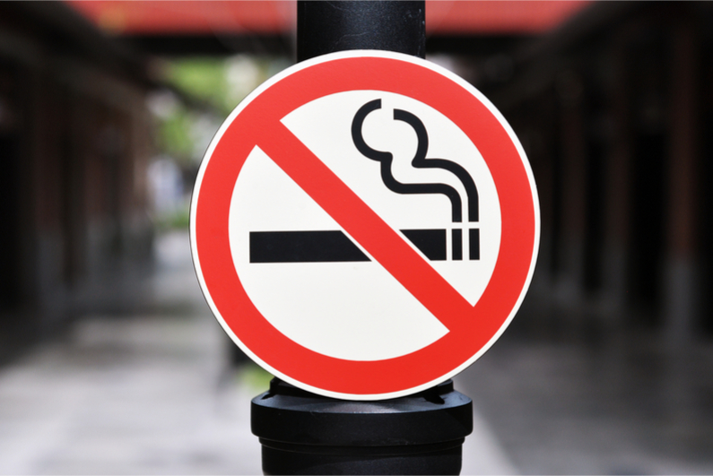 """No Smoking"" symbol"