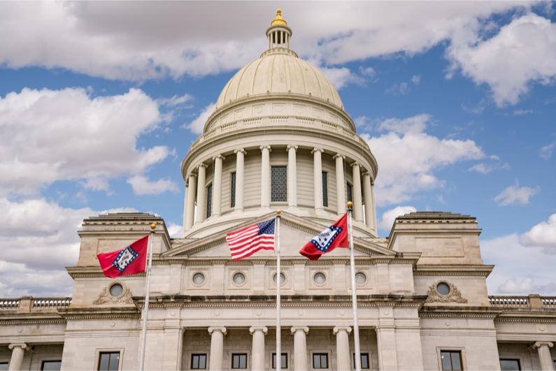 The Capitol, Little Rock, Arkansas