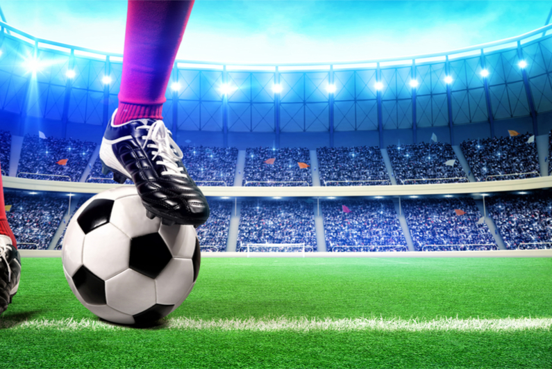 Football (soccer) stadium