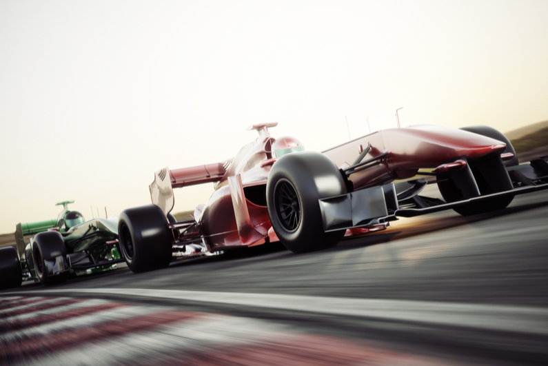 Formula One Signs $100 Million Deal for Gambling Sponsorship