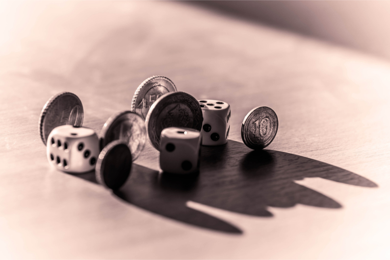 Coins and dice