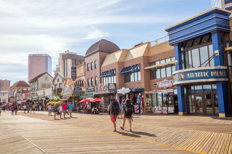 Casino Revenues Soar 13% in Atlantic City for October