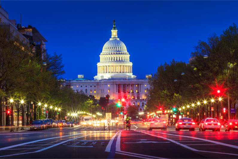Washington DC Moves a Step Closer to Legal Sports Betting