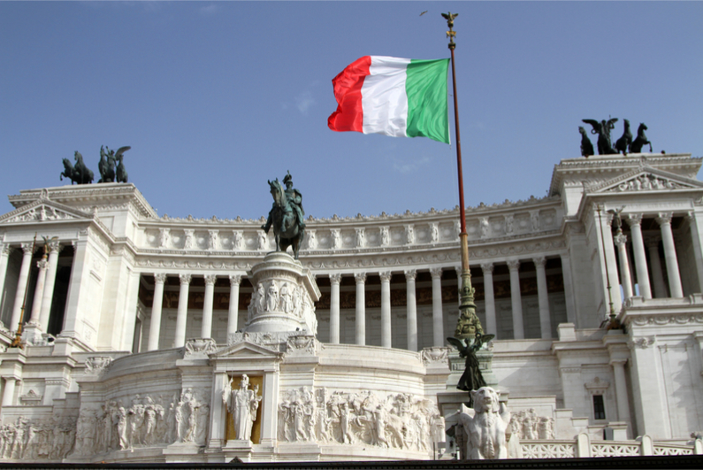 Italian Government Commits to Further Gambling Crackdowns