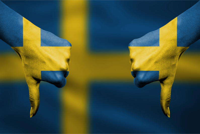 Swedish Gambling Market Still Losing Out to Unlicensed Operators