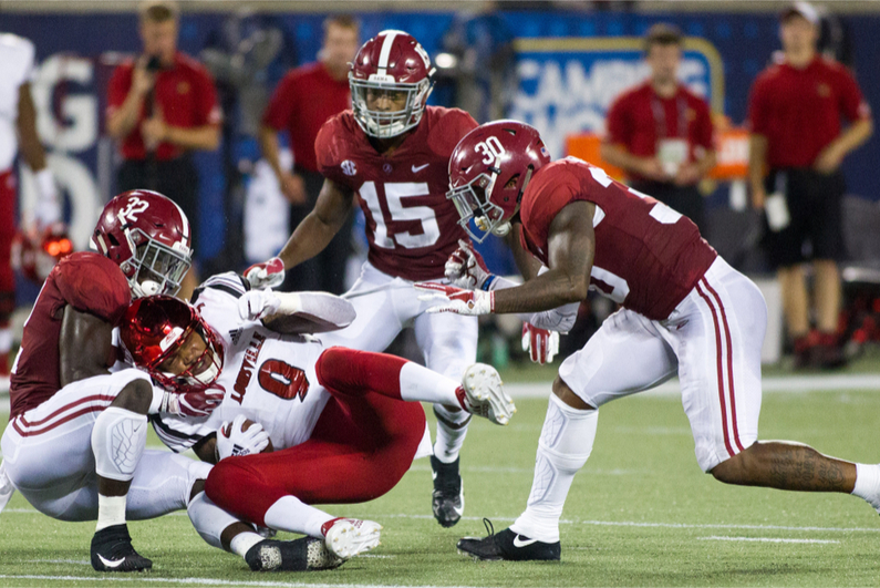 FanDuel Sportsbook Paying Out Football Bets Early on Crimson Tide