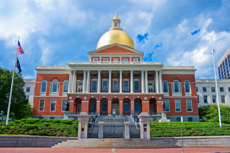 Massachuetts state house