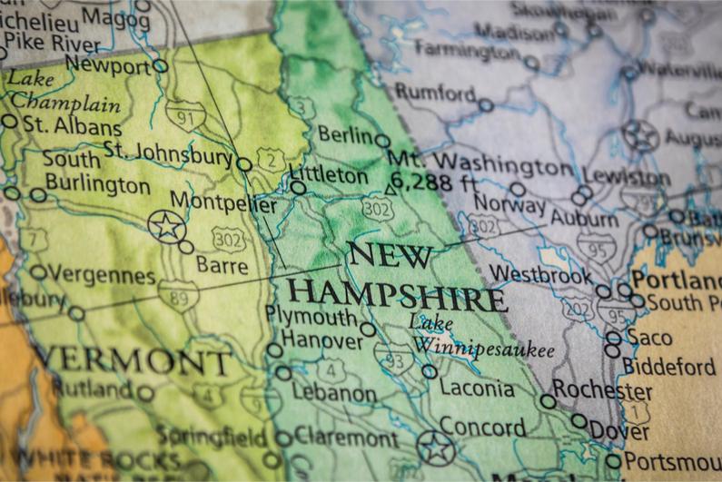 New Hampshire retail betting