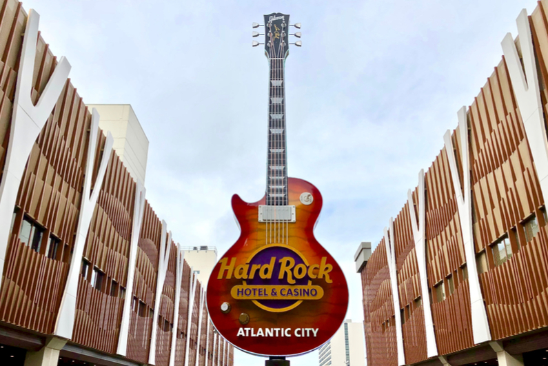 Hard Rock Casino, Atlantic City