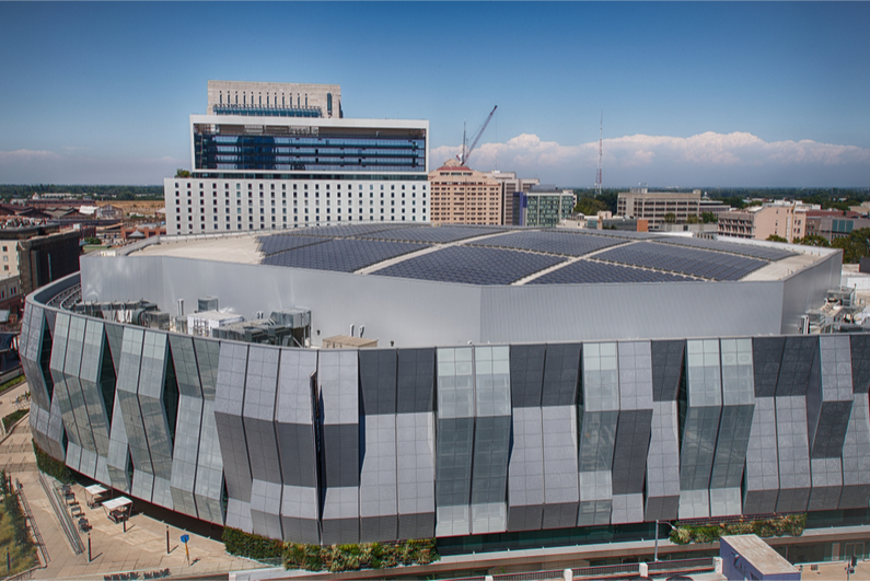 Sacramento Kings stadium