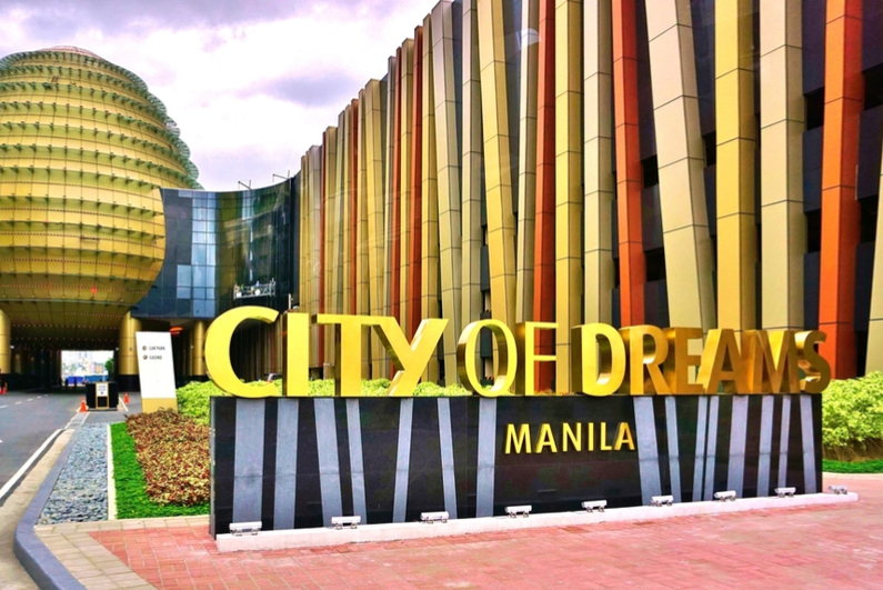 City of Dreams resort, hotel, and casino in Manila, Philippines