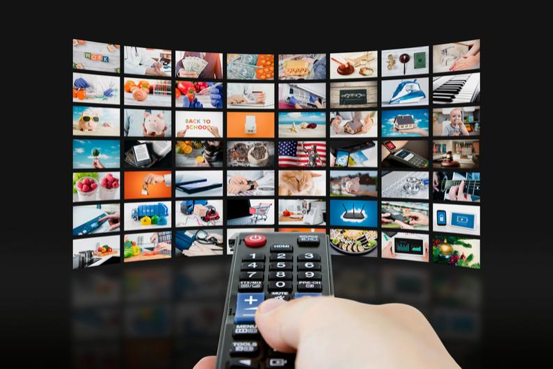 Multimedia video wall