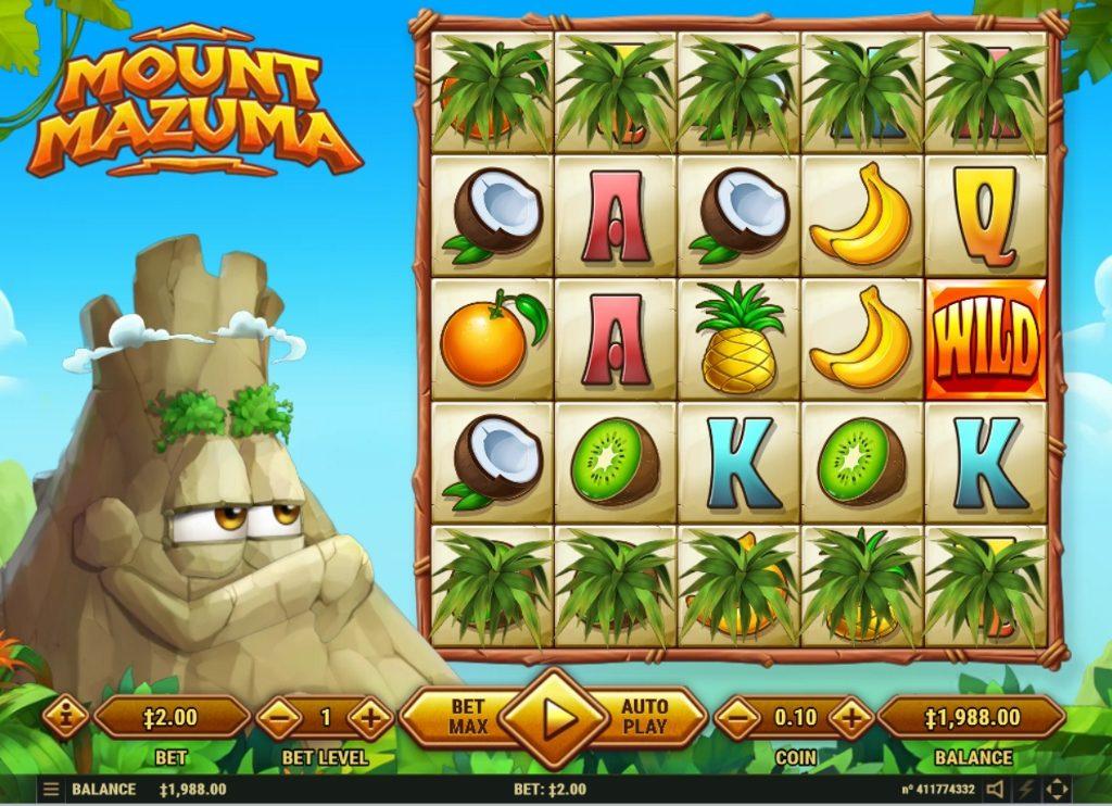 Spiele Mount Mazuma - Video Slots Online