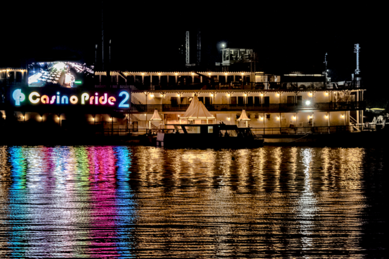 Casino Pride 2 of Goa