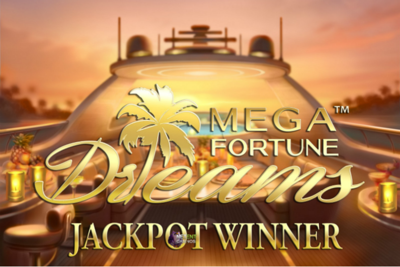 Mega Fortune Dreams has paid out its progressive jackpot once more.