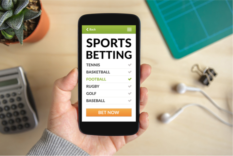 mobile sports betting app
