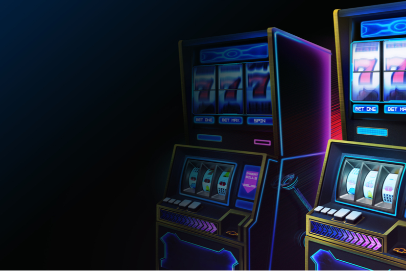 Science-fictionish slot machines