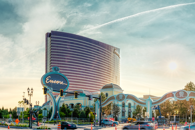 Encore Boston Harbor Casino