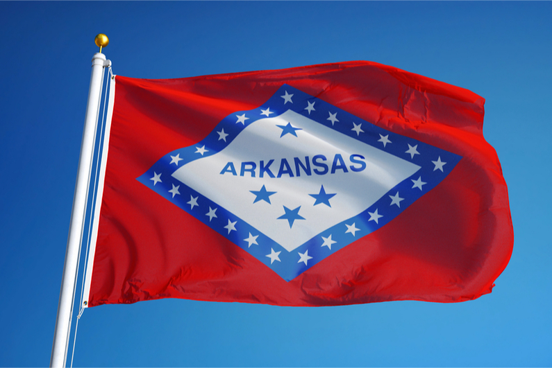 The Oaklawn Racing Casino Resort opened Arkansas' first legal sportsbook on July 1