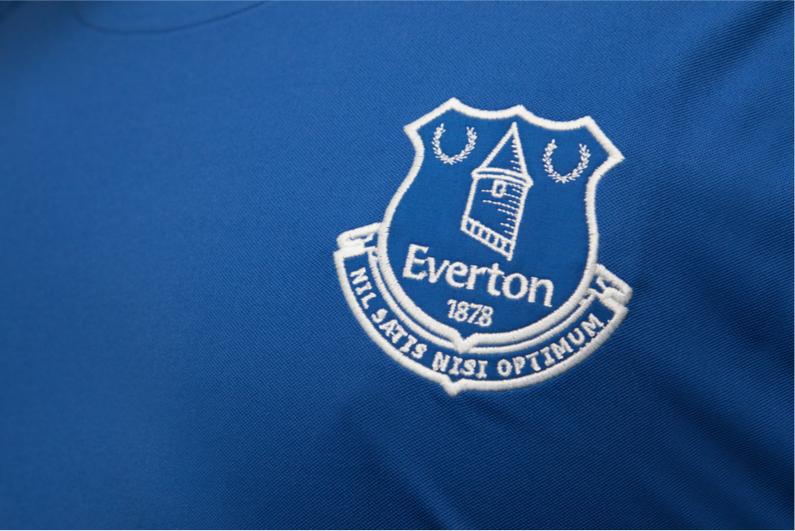 Everton FC shirt