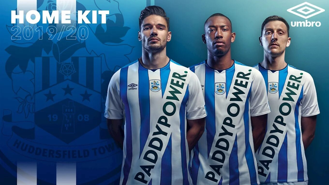 huddersfield new kit