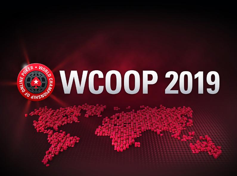 PokerStars WCOOP 2019 logo
