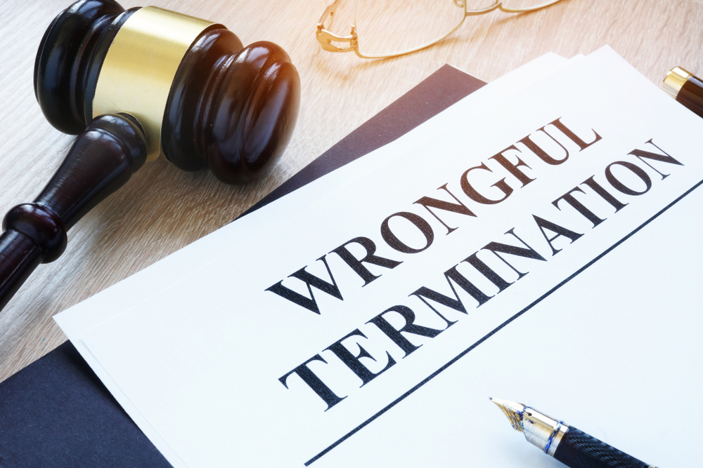 wrongful-termination-lawsuit-papers
