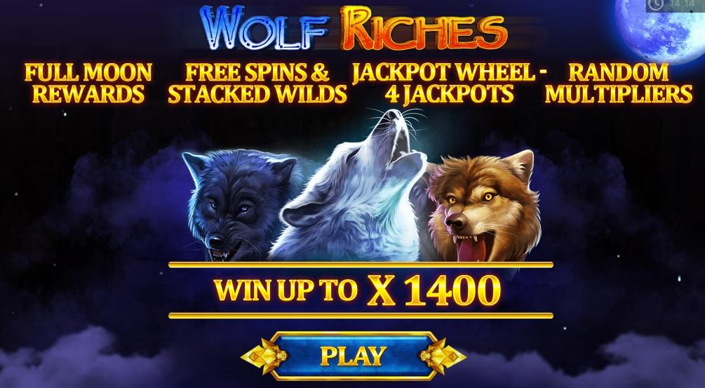 Spiele Wolf Riches - Video Slots Online