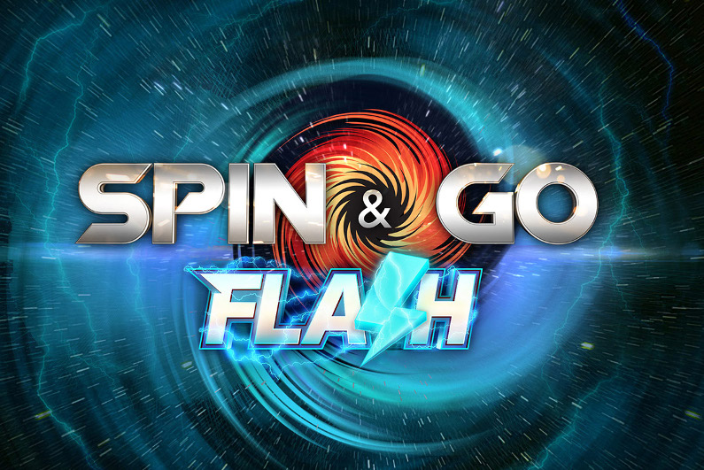 PokerStars Spin & Go Flash logo