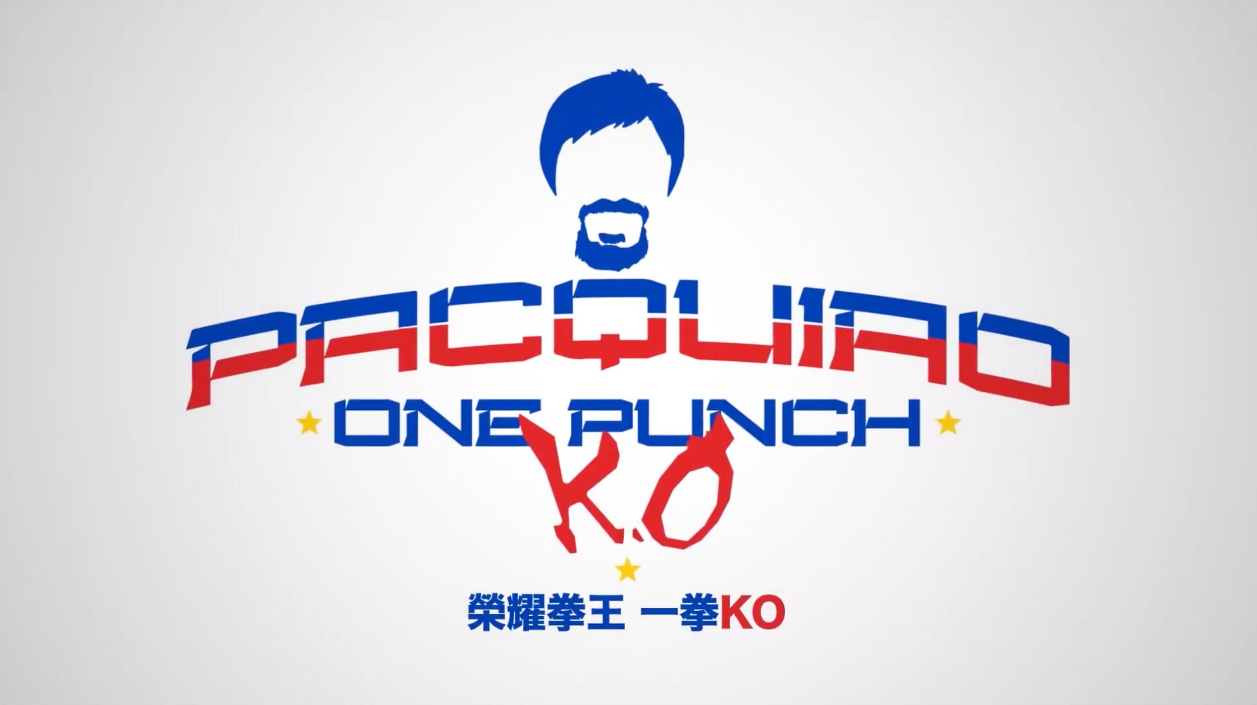 pacquiao one punch ko slot logo