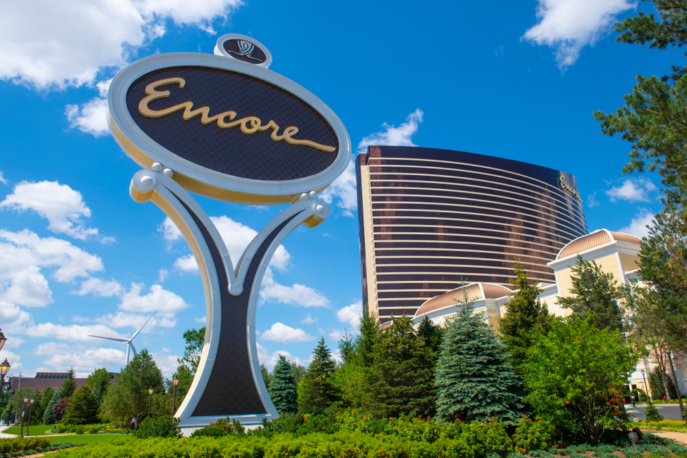 Encore Boston Harbor Casino Resort in Massachusetts