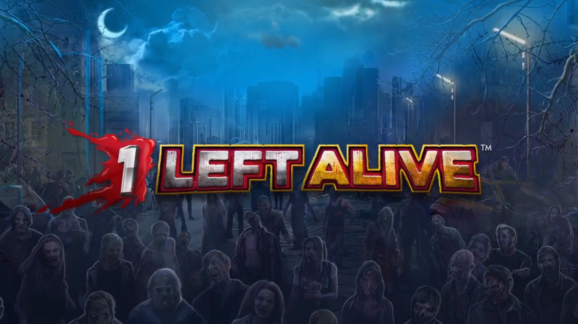 1 Left Alive slot logo by 4ThePlayer