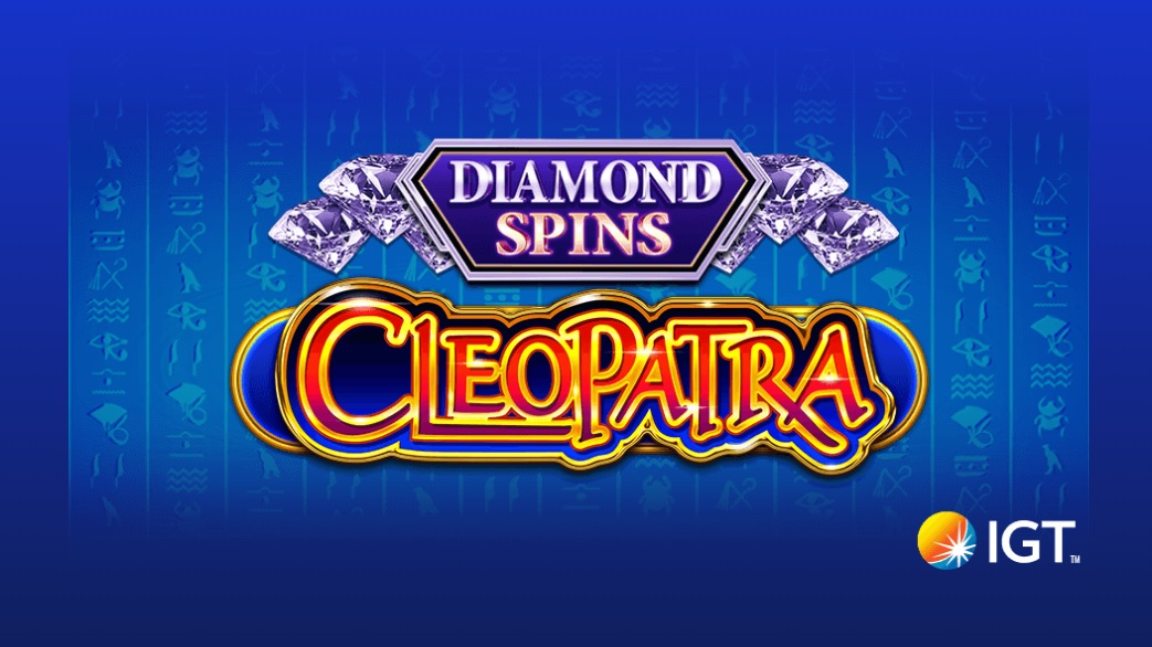 Cleopatra Diamond Spins slot by IGT