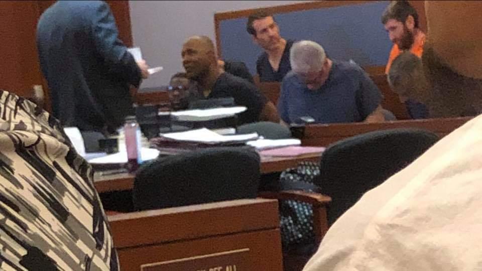 Raymond Davis arraignment