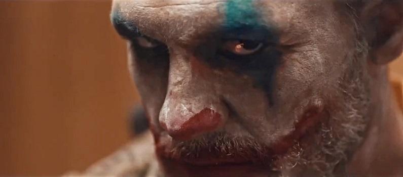 Conor McGregor dressed as The Joker