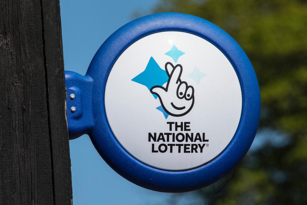 UK National Lottery logo