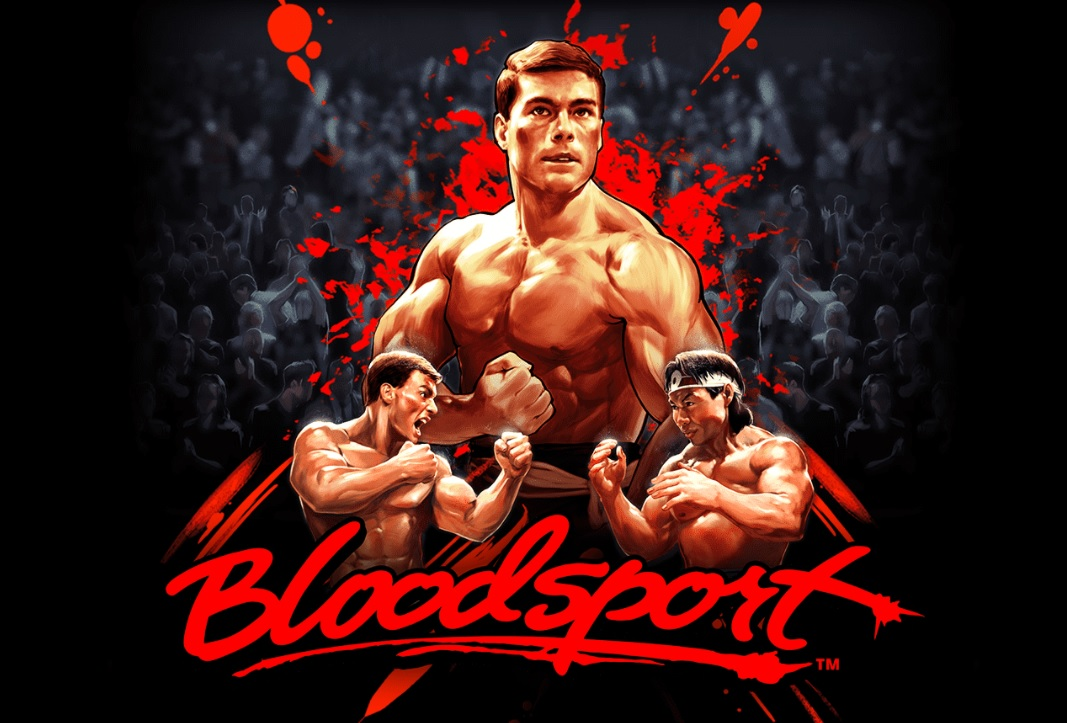 Bloodsport slot by Skywind