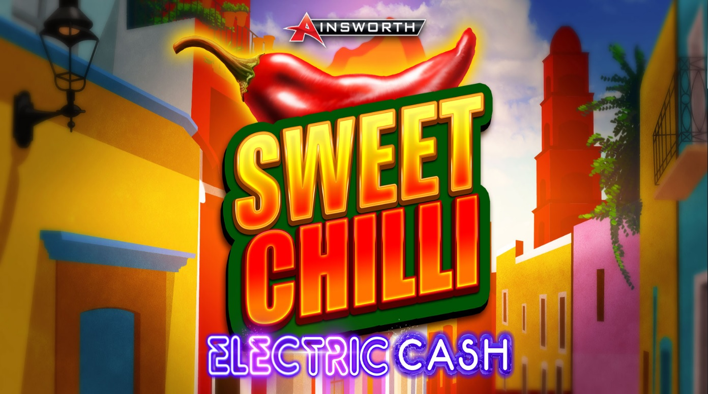 Sweet Chilli Electric Cash slot by Ainsworth